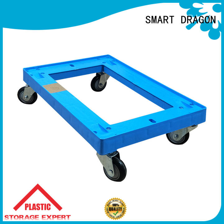 SMART DRAGON best folding trolley bulk production for board