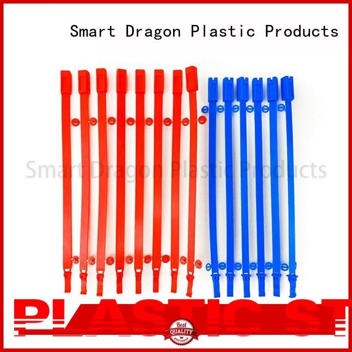 SMART DRAGON Brand temper high security truck seals strip supplier