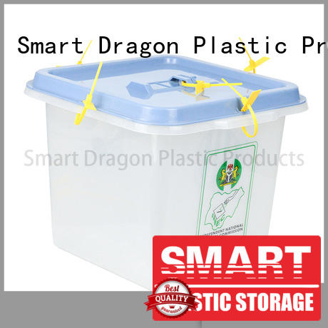 SMART DRAGON lockable suggestion box ODM for election