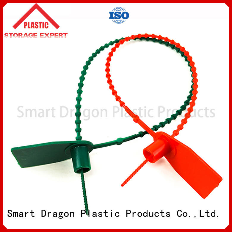 SMART DRAGON locking cargo seal tie for packing