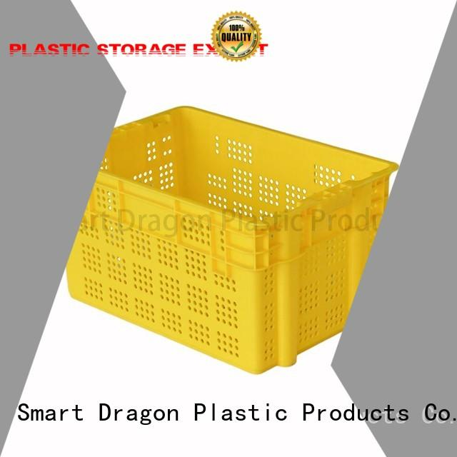 large pp turnover crate solid for dislocation