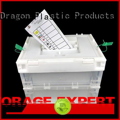 folding ballot box supplier custom-made for election