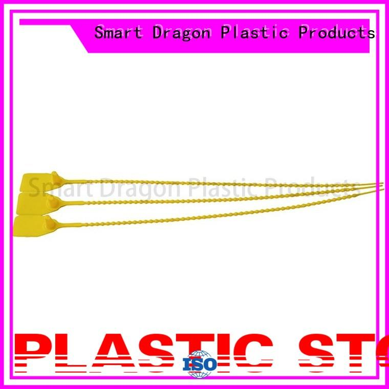 SMART DRAGON plastic pull tight seals metal for packing