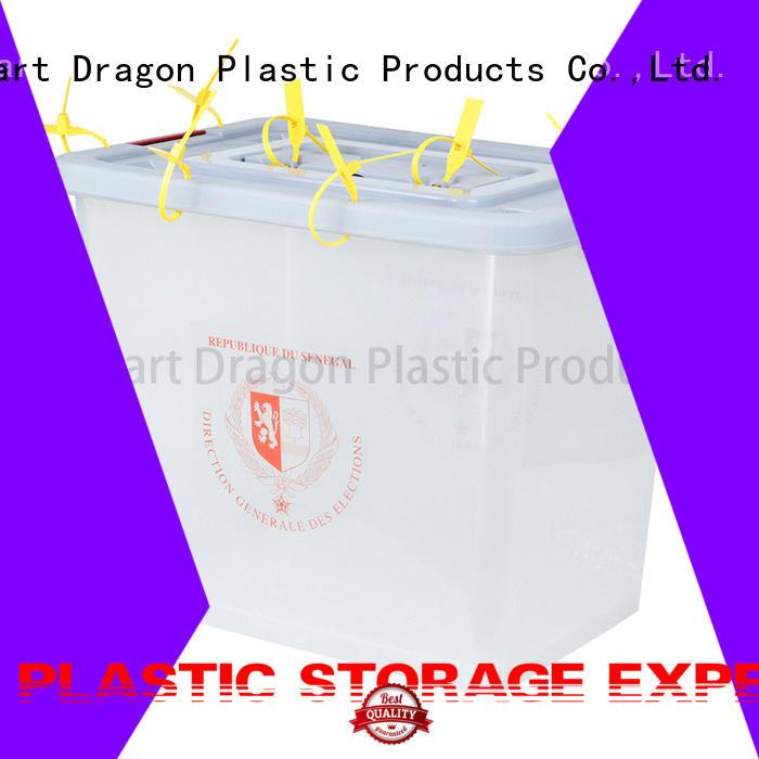 large Custom polypropylene plastic products colored SMART DRAGON