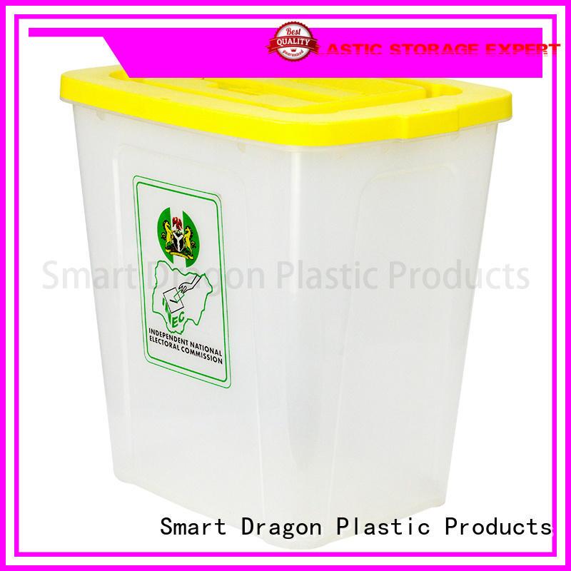 standing ballot box Tanzania foldable for election SMART DRAGON