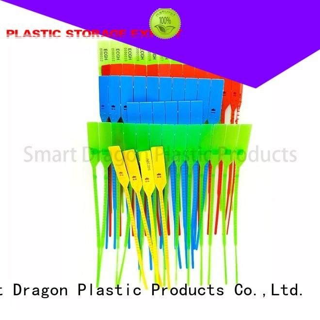 SMART DRAGON printed shipping container seals lock for packing