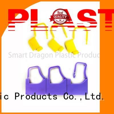 prevent adjustable plastic bag security seal colored SMART DRAGON Brand