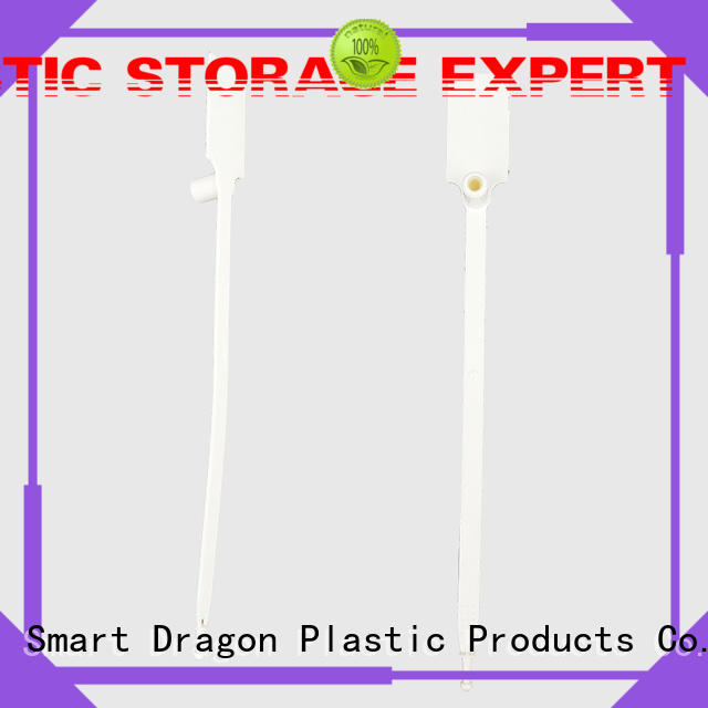 lock temper plastic bag security seal pull SMART DRAGON Brand company
