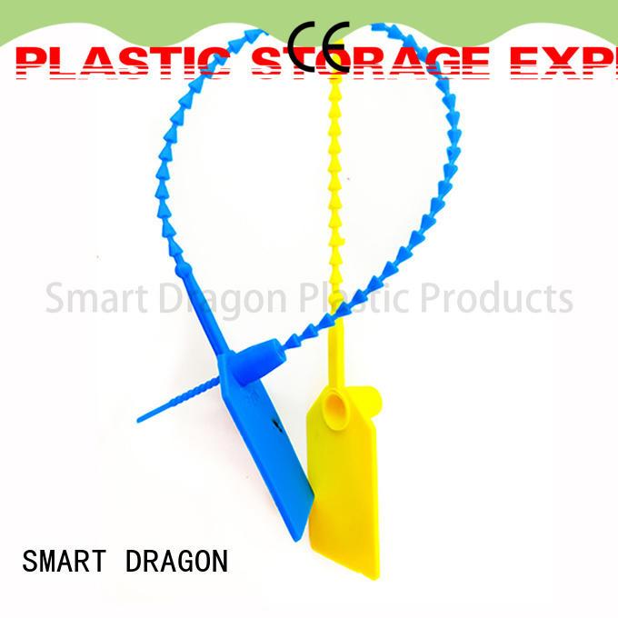 182mm tamper seal pressure for ballot box SMART DRAGON