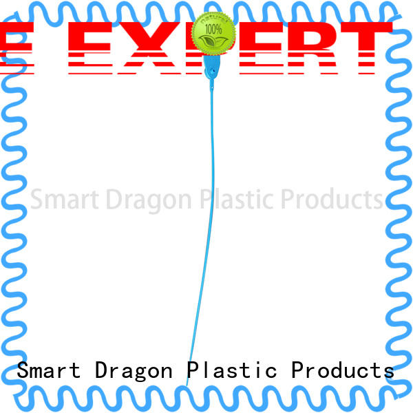 SMART DRAGON proof plastic safety seal tamper for packing