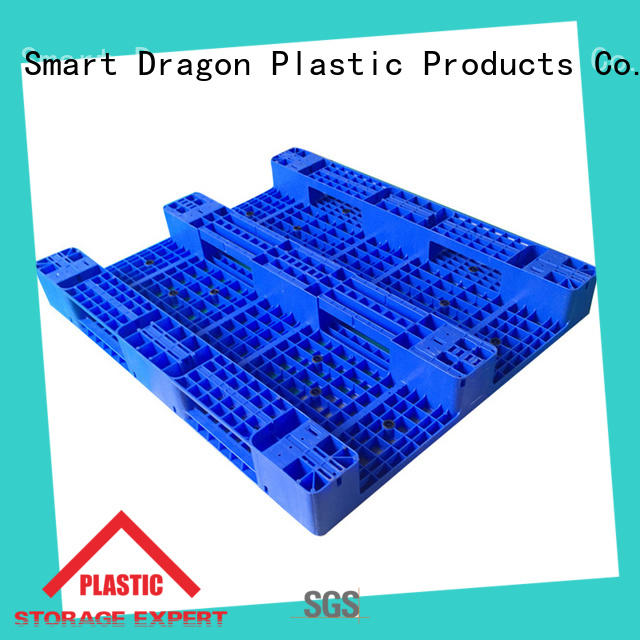 SMART DRAGON sturdy collapsible plastic pallets pallets for warehouse