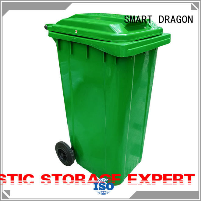 SMART DRAGON wheeled garbage can customization room