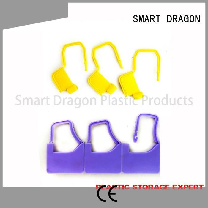 SMART DRAGON serial plastic pull tight seals seals for ballot box