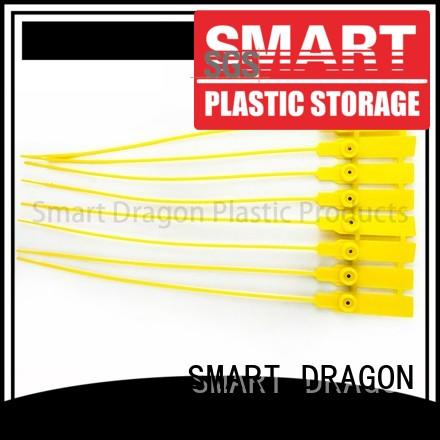 length plastic truck seals pressure for ballot box SMART DRAGON