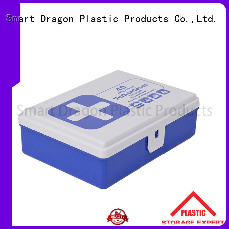 by bulk medication pill box organizer cheapest factory price for home SMART DRAGON