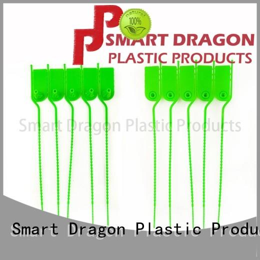 SMART DRAGON tie box sealing plastic tamper for packing