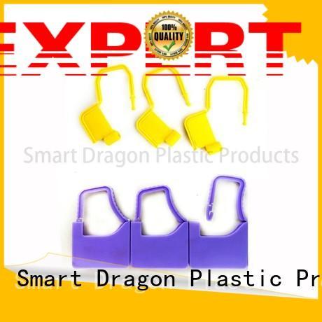 SMART DRAGON traffic plastic lock seal seamless for packing