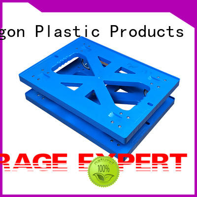 SMART DRAGON high-quality plastic hand truck price for platform
