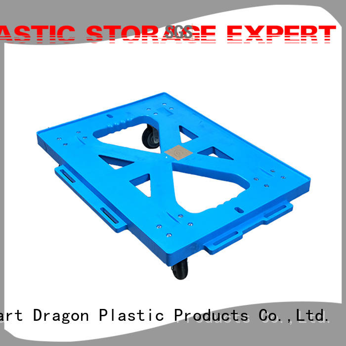 high-quality hand trolley boxes for turnover SMART DRAGON