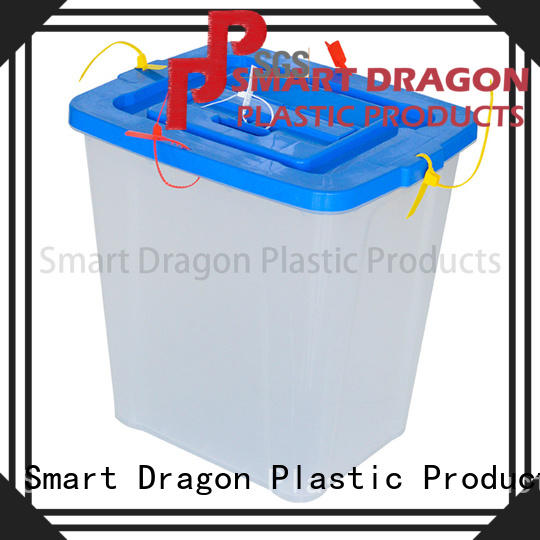 SMART DRAGON colored suggestion box with lock manufacturers for election