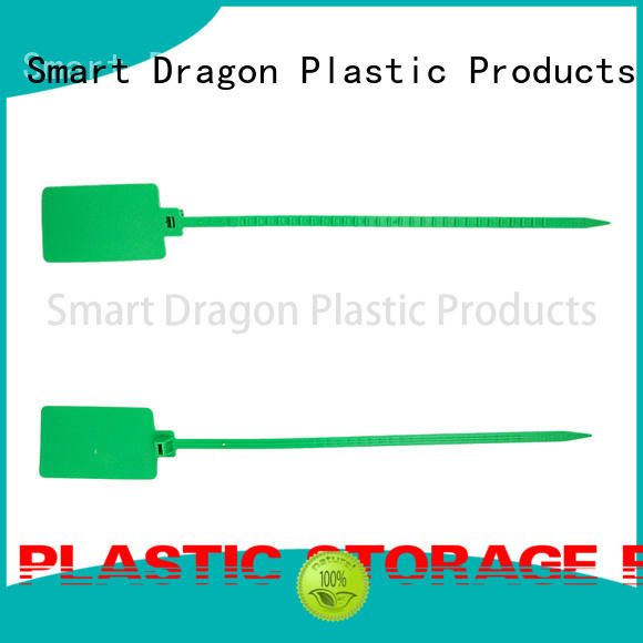 logo plastic container seals voting proof for voting box