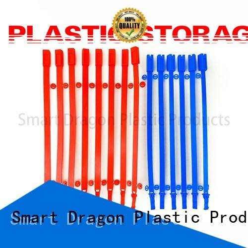 length plastic bag security seal luggage red SMART DRAGON company