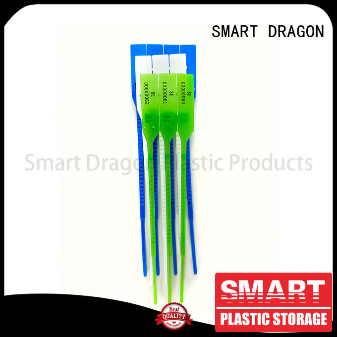 truck seals and security seals pp material for packing SMART DRAGON