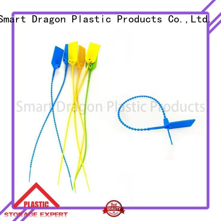 printed plastic meter seals standard for packing SMART DRAGON