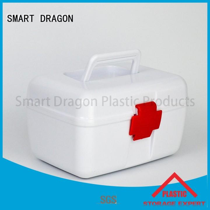 SMART DRAGON bulk production medicine box case disposable for pharmacy