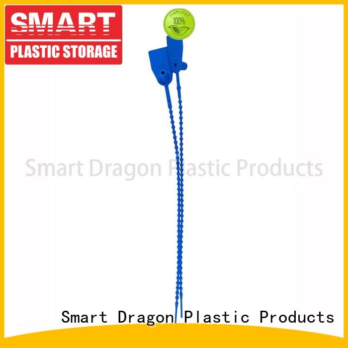SMART DRAGON Brand printed disposable high security truck seals seals