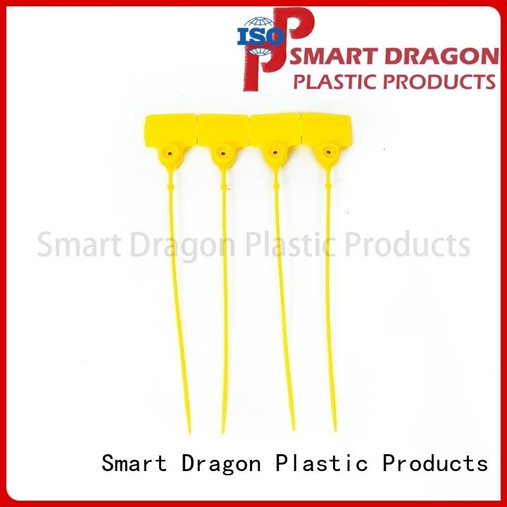 numbered security seals disposable for voting box SMART DRAGON