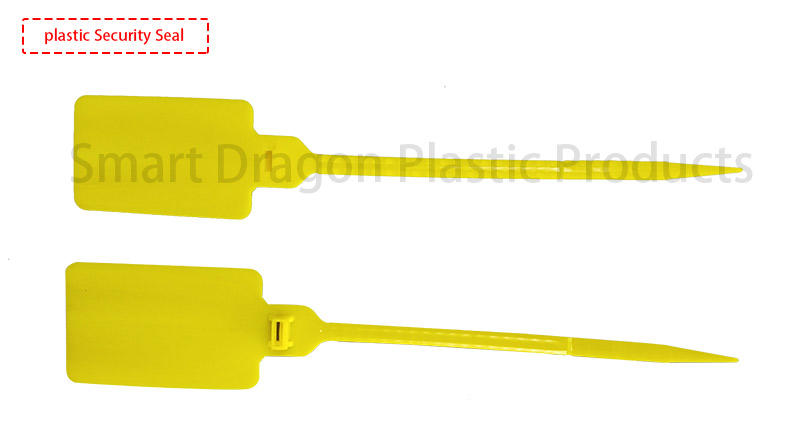 SMART DRAGON-High-quality Polypropylene Plastic Seals Plastic Security Seal | Plastic