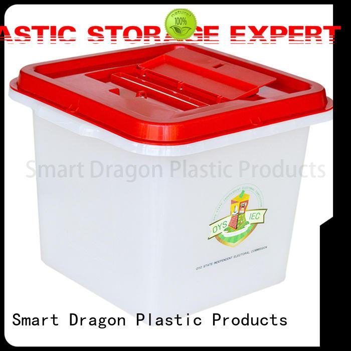 SMART DRAGON eco-friendly Customized ballot box colored for election