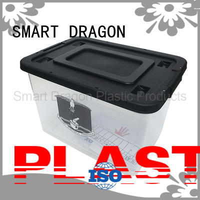 semi strong plastic storage boxes at discount for shipping