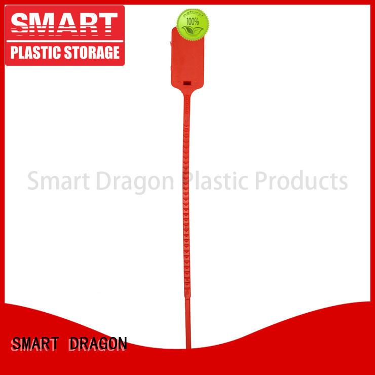 tie pp ballot SMART DRAGON Brand high security truck seals factory