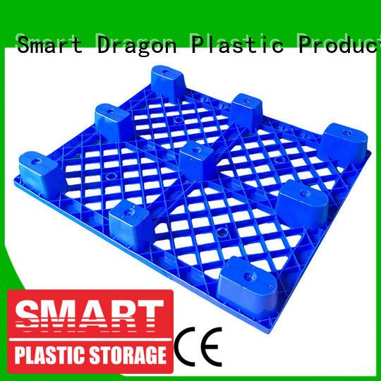 SMART DRAGON duty heavy duty plastic pallets for factory