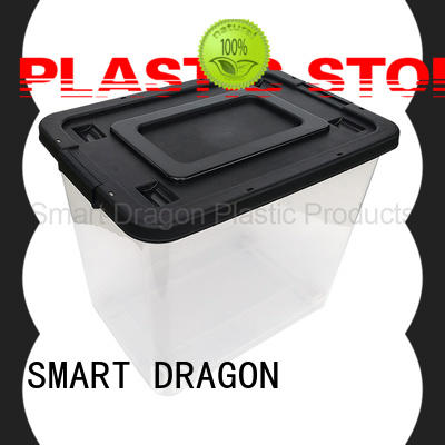 SMART DRAGON boxes strong plastic storage boxes for sale for goods