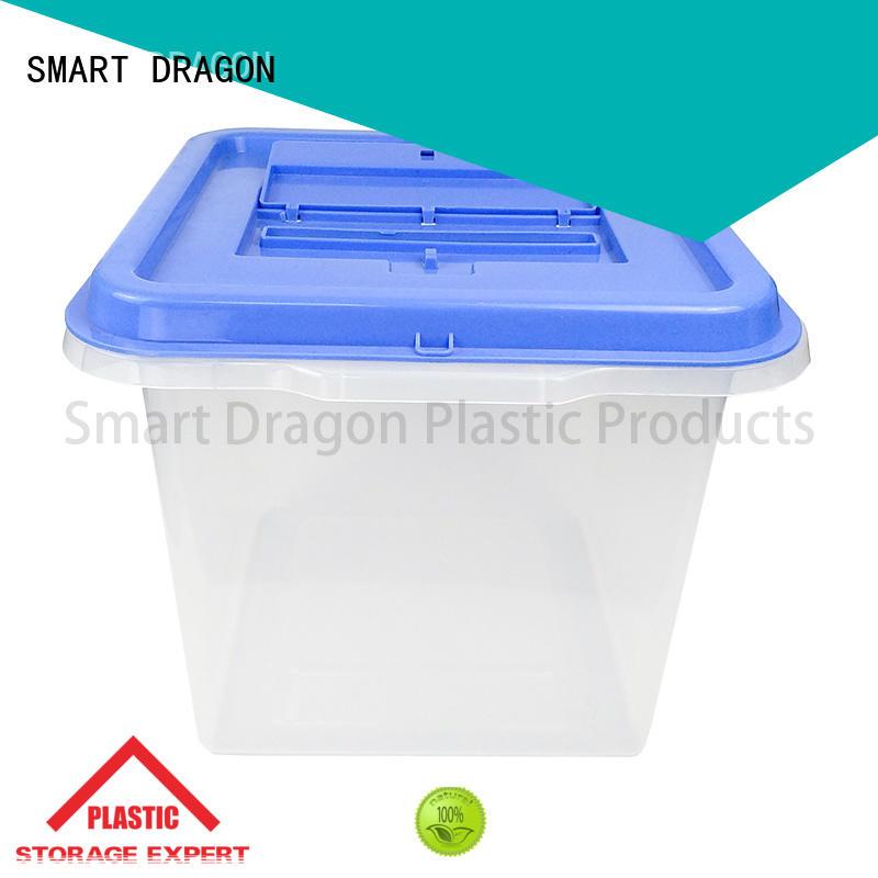 SMART DRAGON plastics ballot box manufacturer multi-function for election
