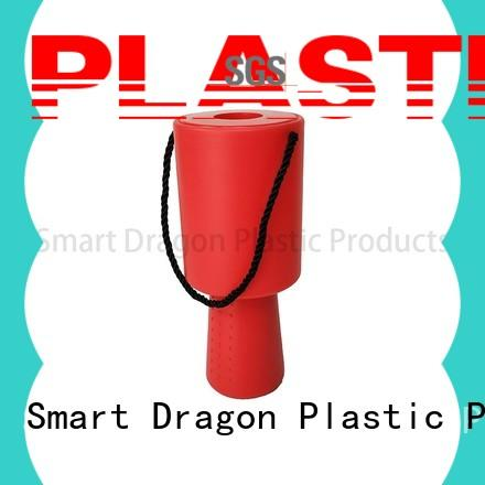 acrylic charity box hand-held for charity collection SMART DRAGON