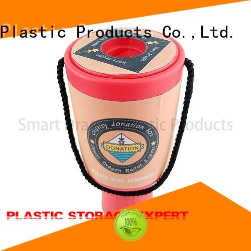 charity collection boxes boxes handheld SMART DRAGON Brand company