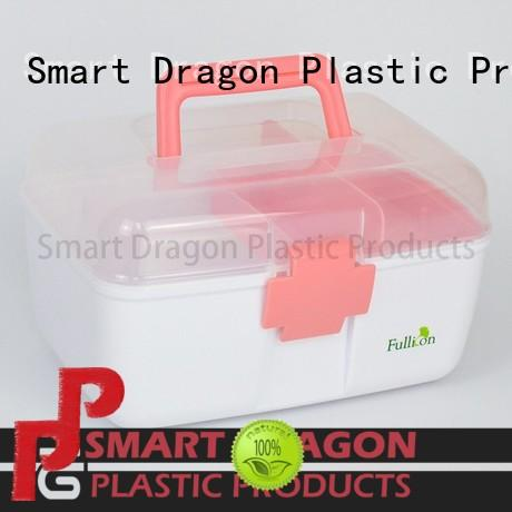 SMART DRAGON abs plastic medicine box waterproof for workplace