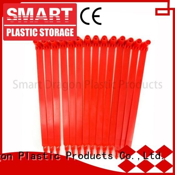 evident 210mm plastic bag security seal SMART DRAGON Brand