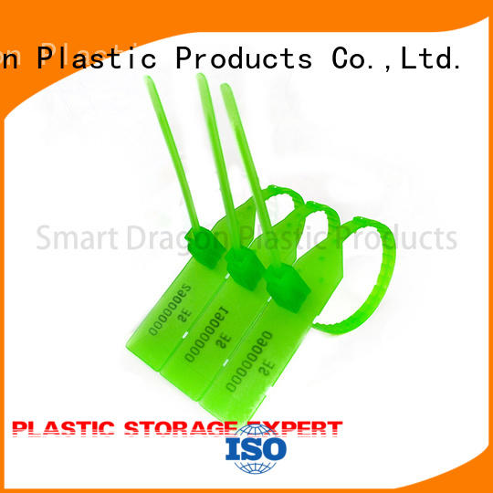 SMART DRAGON nylon safety seal padlock for ballot box