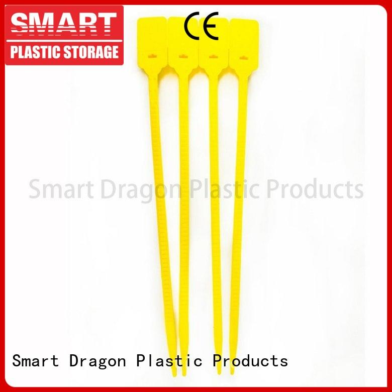 tank serial total plastic SMART DRAGON Brand plastic bag security seal supplier