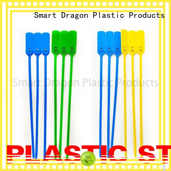 colored plastic container seals 430mm seamless for packing
