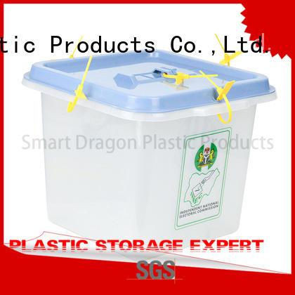 ballot box company 65l plastic Bulk Buy recyclable SMART DRAGON