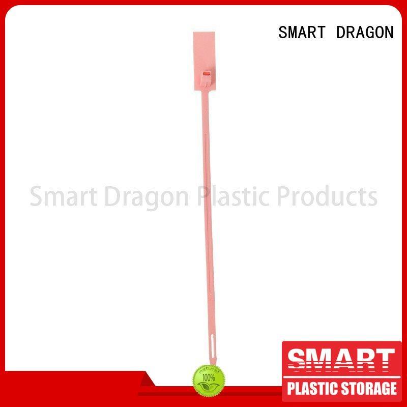 total length safety seal plastics for ballot box SMART DRAGON