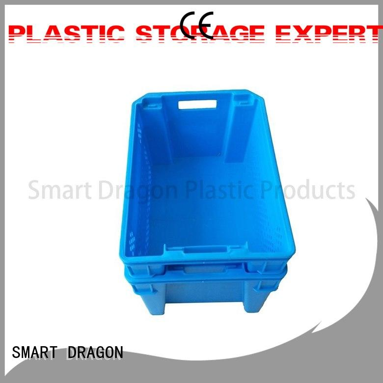 cheap turnover crate with lid pp customization for shipping
