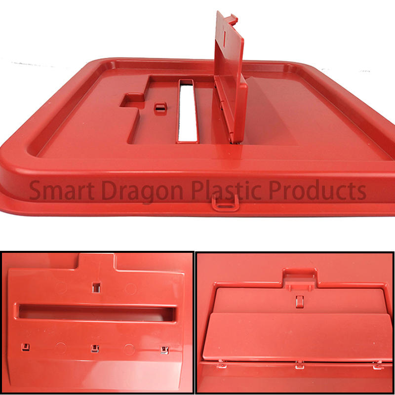 SMART DRAGON-Manufacturer Of 45l-55l Plastic Ballot Box With Seal Lock-2