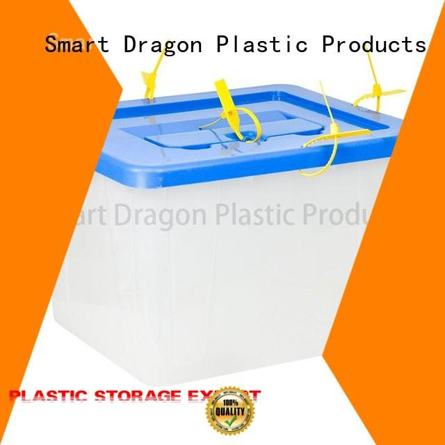 SMART DRAGON hard donation boxes for sale large for election